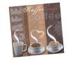 Salvrätikud 33x33cm 20tk 3 kihiline Cup of Coffee
