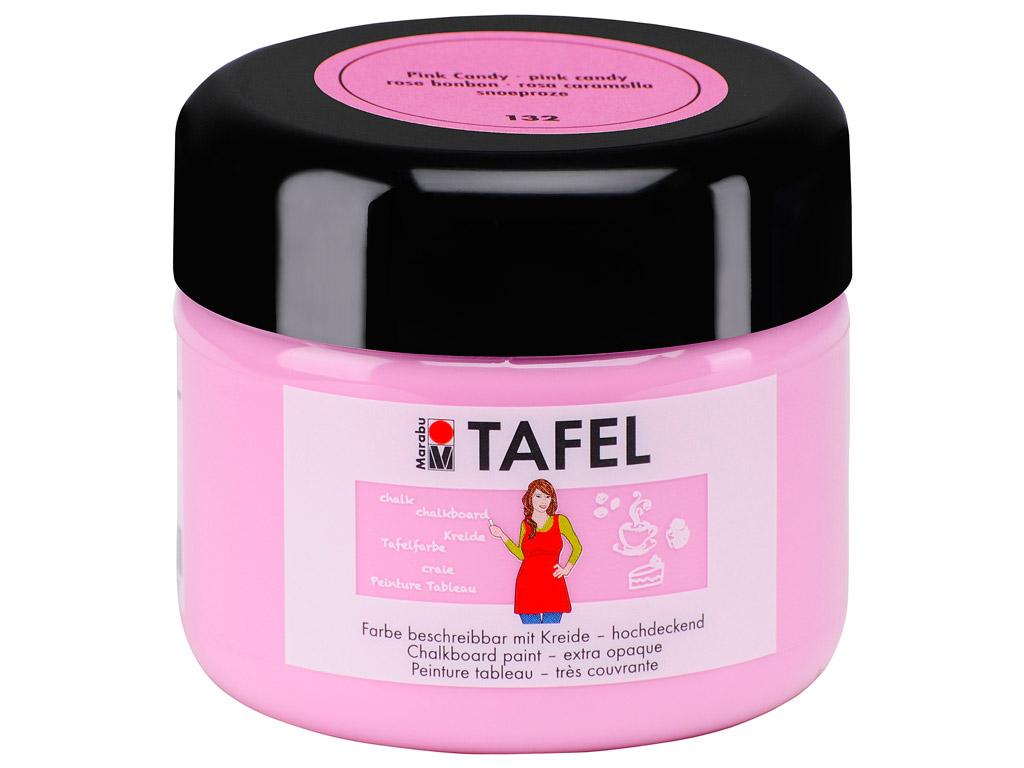 Rašomosios lentos dažai Marabu 225ml 132 pink candy