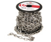 Anchor chain 15.5mm 1m silver