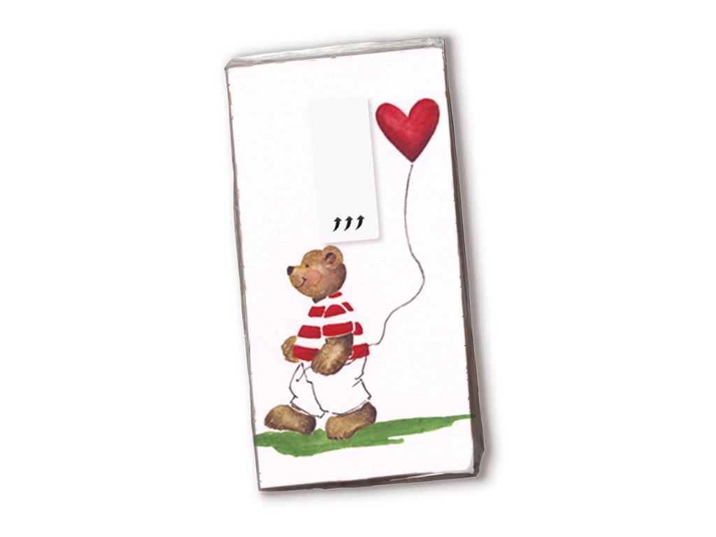 Taskurätikud 10tk 4 kihiline Messenger of Love