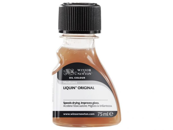 Oil colour medium Winsor&Newton Liquin Original