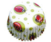 Baking cup 50x25mm Ladybug 60pcs blister