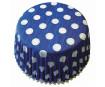 Muffinivorm 50x25mm mummud sinine-valge 60tk blistril
