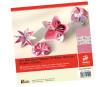 Origami-folding sheets Mille Fleurs 15x15cm 3x12sh