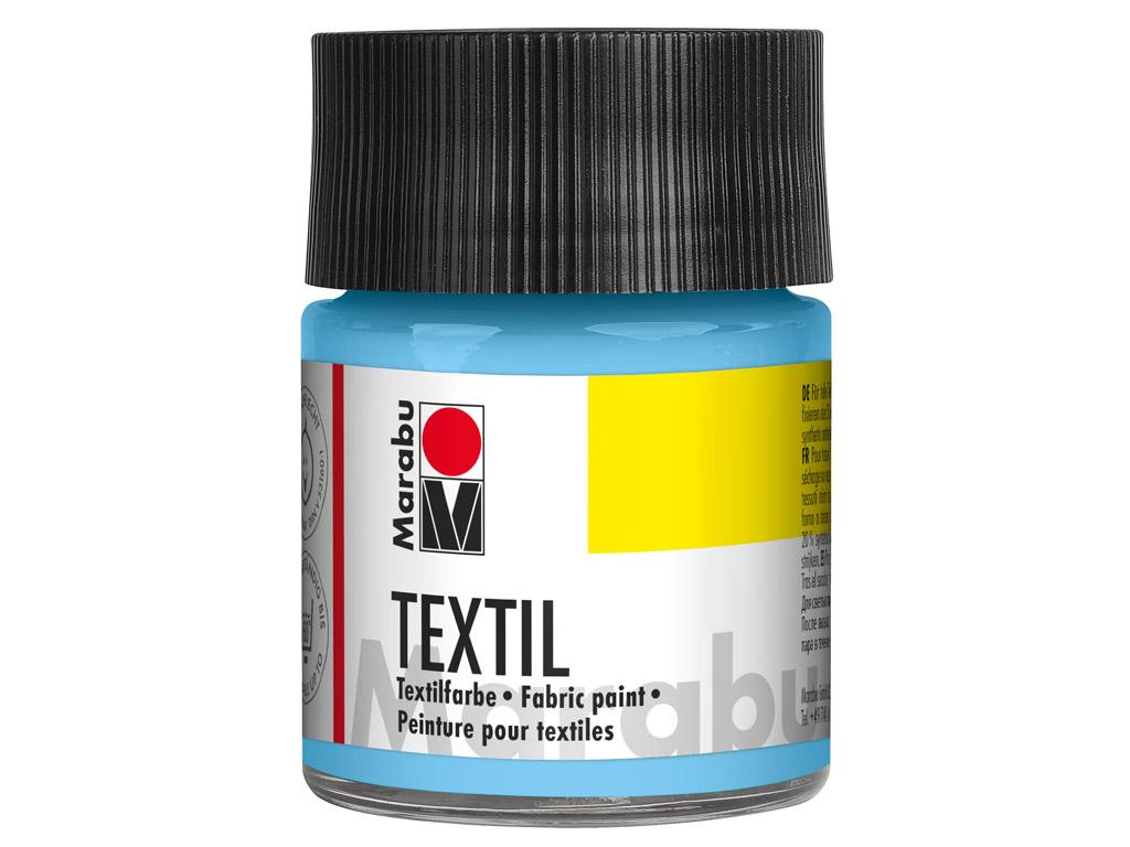 Fabric paint Textil 50ml 090 light blue