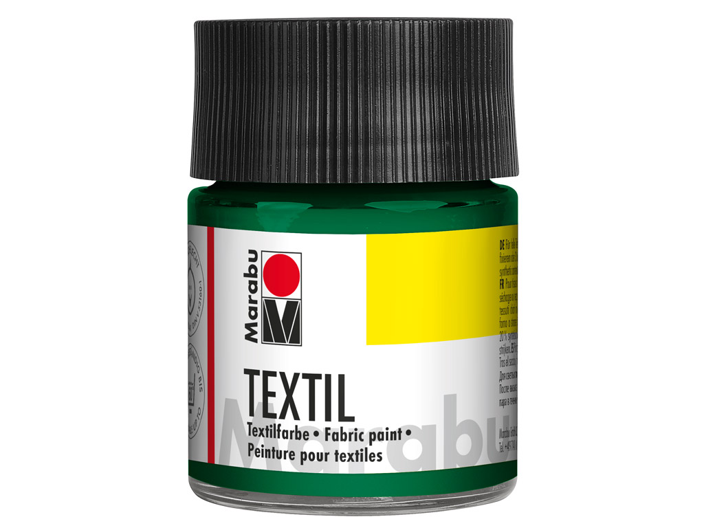 Krāsa tekstilam 50ml 067 rich green