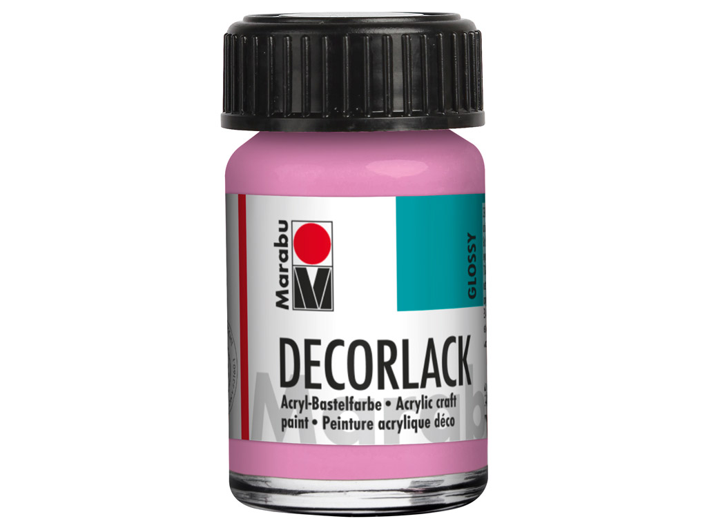 Dekoorvärv Decorlack 15ml 033 pink