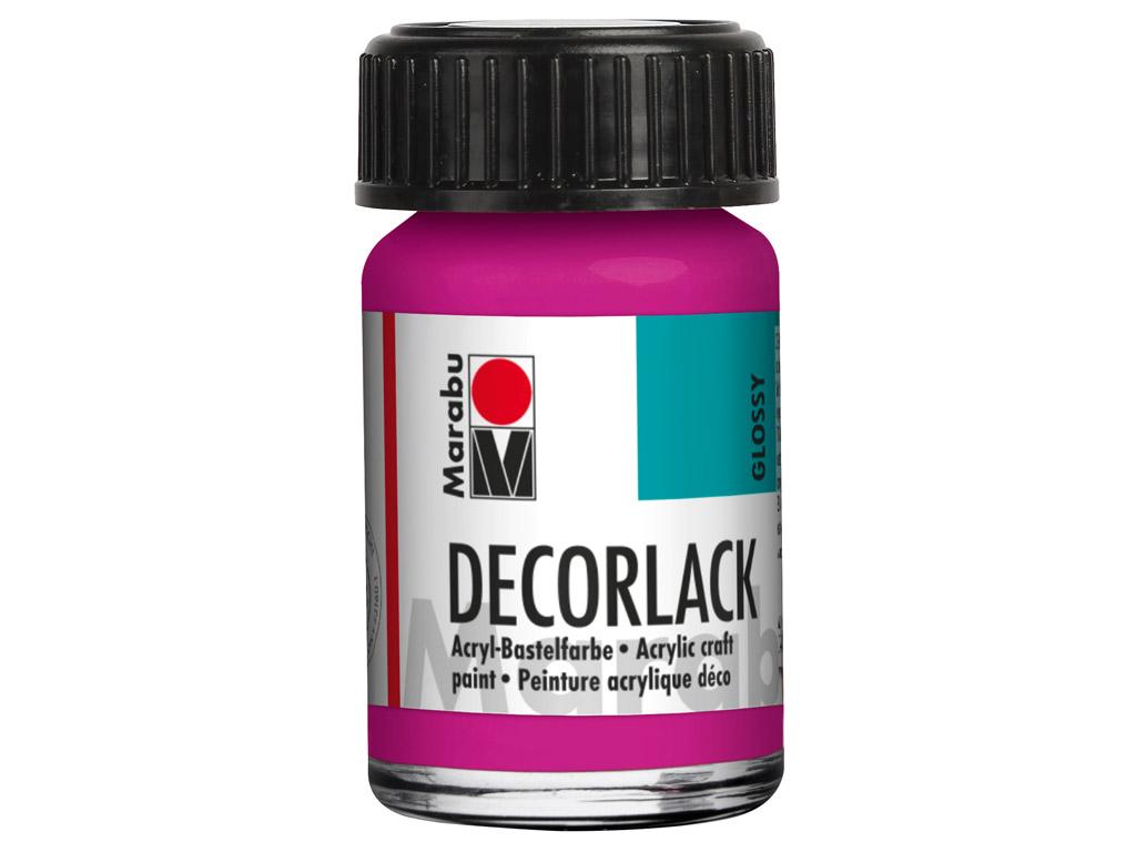 Dekoorvärv Decorlack 15ml 014 magenta