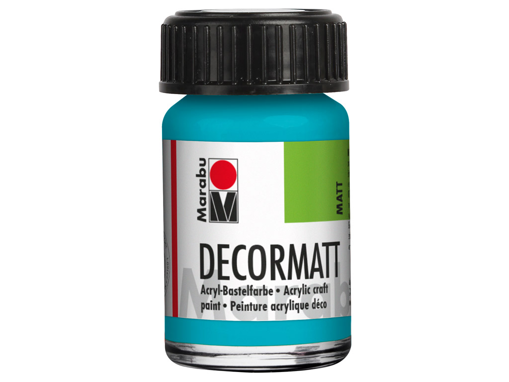 Dekorkrāsa Decormatt 15ml 091 caribbean
