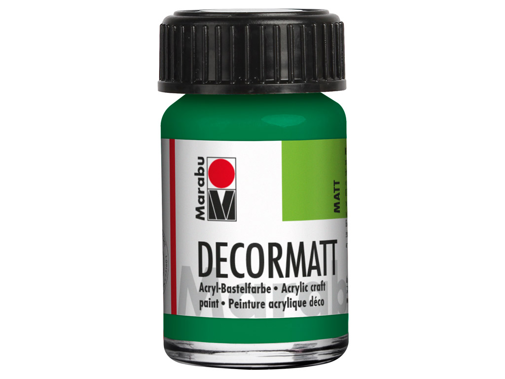 Hobby acryl Decormatt 15ml 067 rich green