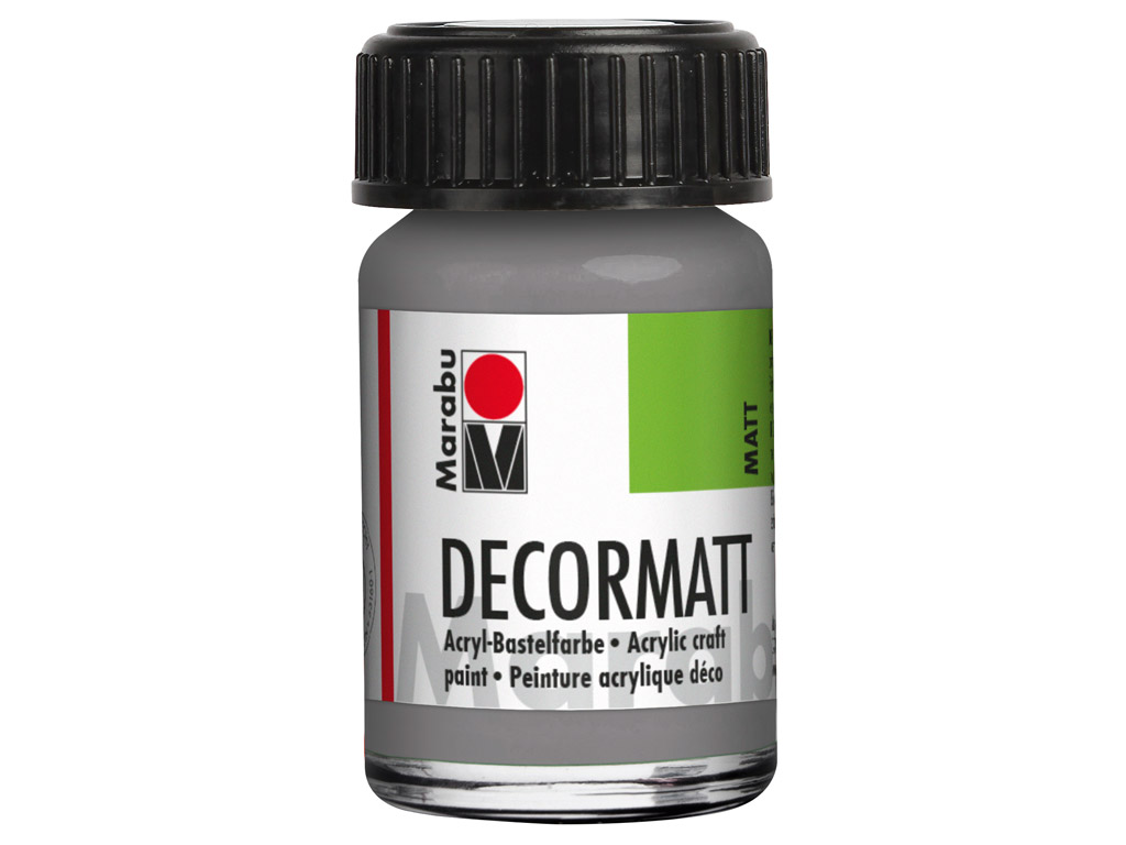 Hobby acryl Decormatt 15ml 278 light grey