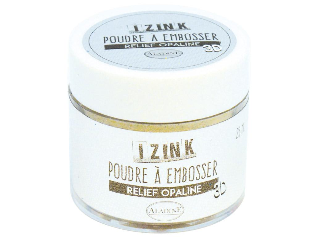 Embossing powder Aladine 30ml opaline