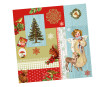 Salvetes 33x33cm 20gab. 3-slāņu Christmas Memories