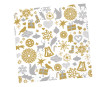 Napkins 33x33cm 20pcs 3-ply Little Ornaments