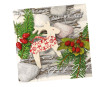 Napkins 33x33cm 20pcs 3-ply Scandinavian Christmas