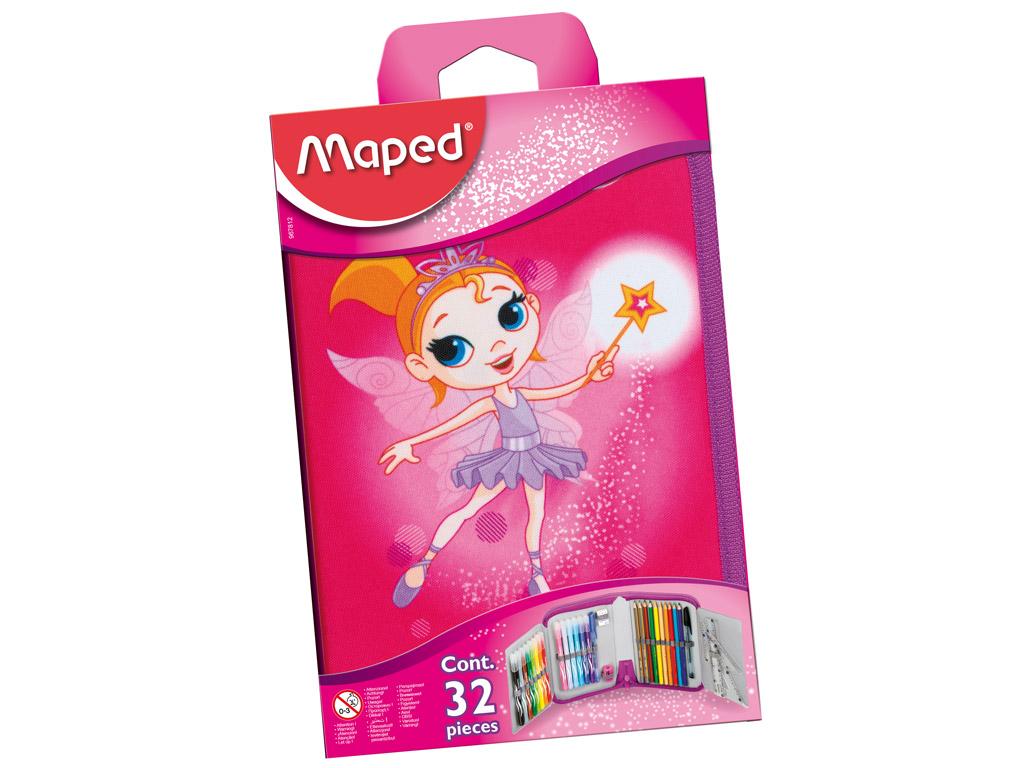 Pinal Maped 1 lukuga täidetud Fairy blistril