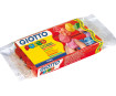 Plastilīns Pongo Soft 250g red