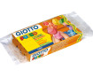 Plastilīns Pongo Soft 250g orange