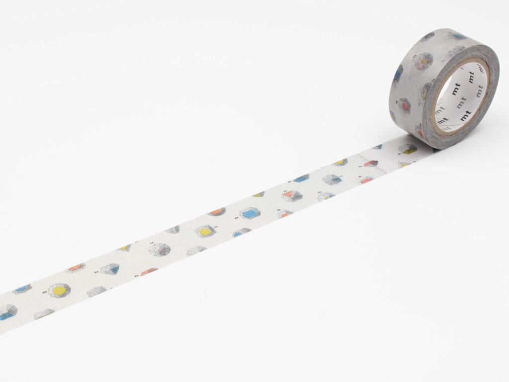 Washi dekoratyvi lipni juostelė mt ex 18mmx10m cut