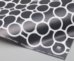 Pakkepaber 3120mino 500x700mm bubble printed in dark gray