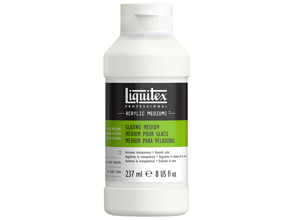 Medijs akrilam Liquitex glazing 237ml