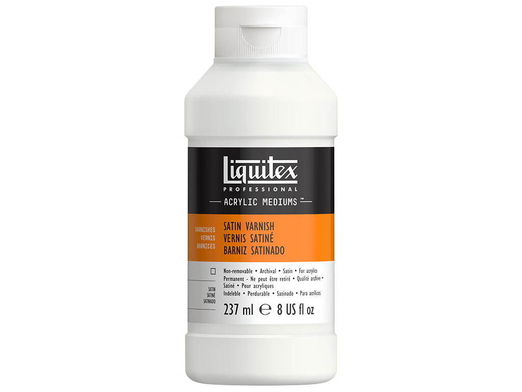 Laka akrilam Liquitex 273ml satin