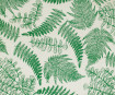 Lokta Paper 51x76cm Fern Green on Cream