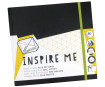Sketch book Graphik Inspire Me 20x20cm/120g 80 sheets