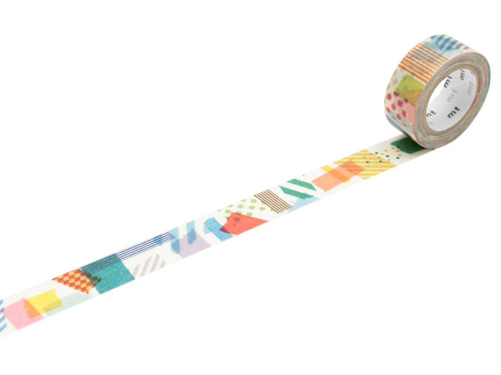 Washi līmlente mt for kids 15mmx7m peta peta