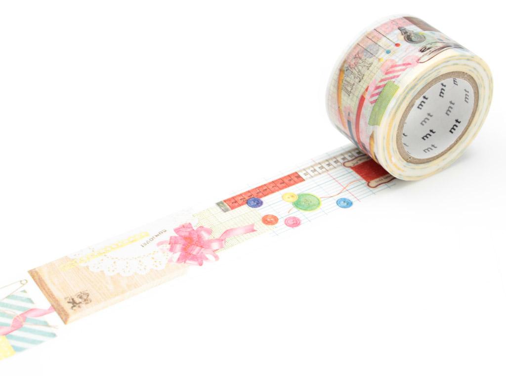 Washi dekoratyvi lipni juostelė mt ex 30mmx10m material