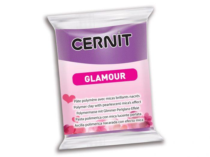 Polümeersavi Cernit Glamour 56g