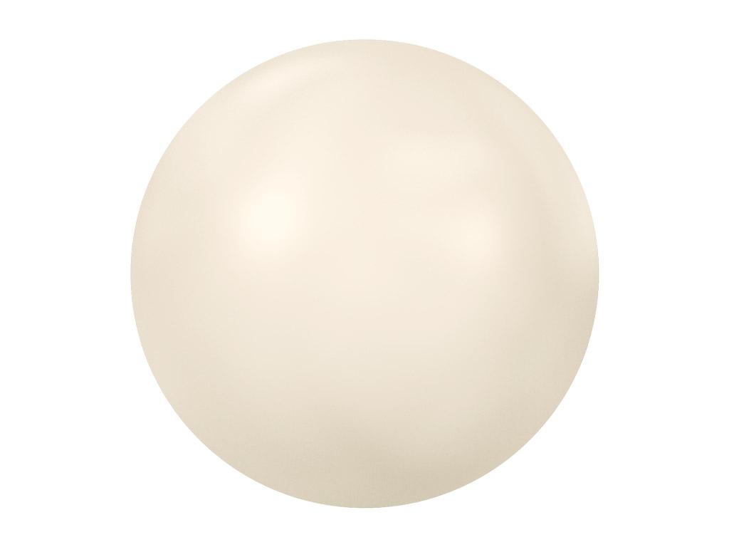 Crystal fancy stone Swarovski Flat Back Hotfix round cabochon 2080/4 SS10 3mm 60pcs 001 620 crystal creampearl