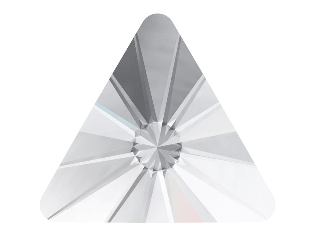 Kristallkivi Swarovski Flat Back No Hotfix kolmnurk 2716 5mm 10tk 001 crystal