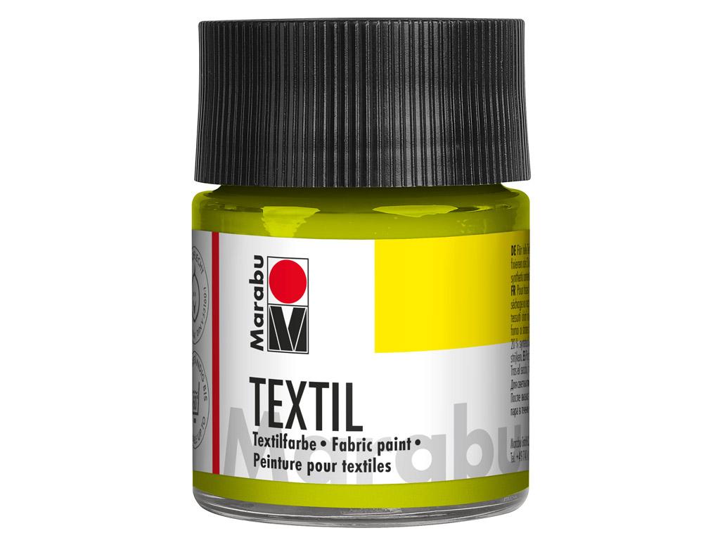 Krāsa tekstilam 50ml 264 pistachio