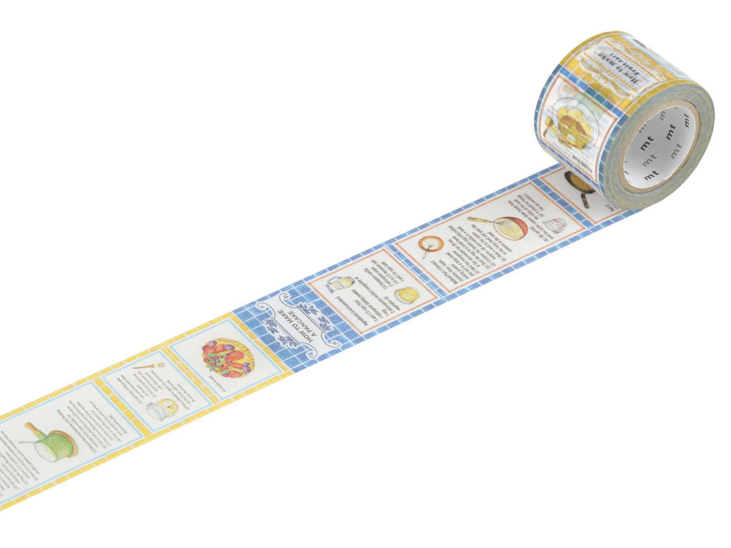 Masking tape mt ex 35mmx10m recipe