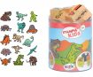 Stamp Aladine Stampo Kids 15pcs Dinosaur+ ink pad black