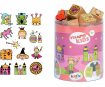 Stamp Aladine Stampo Kids 15pcs Fairyland + ink pad black