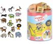 Stamp Aladine Stampo Kids 15pcs Savanna + ink pad black
