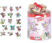 Stamp Aladine Stampo Kids 15pcs Elves + ink pad black