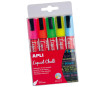 Liquid chalk Apli 5.5mm 5 pcs assorted