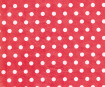 Lokta Paper A4 Mini Dots White on Red