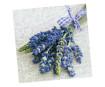 Servetėlės 33x33cm 20vnt. 3 sluoksnių Provence