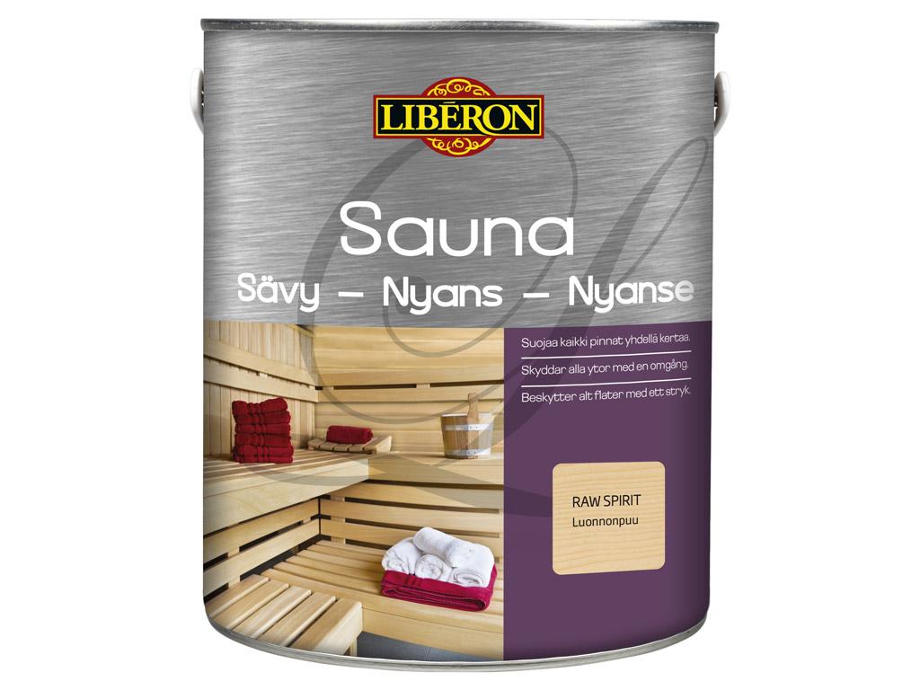 Peits Liberon Sauna 2.5L naturaalne