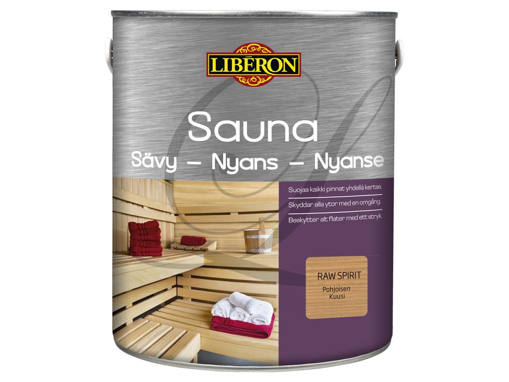 Peits Liberon Sauna 2.5L põhjamaa kuusk