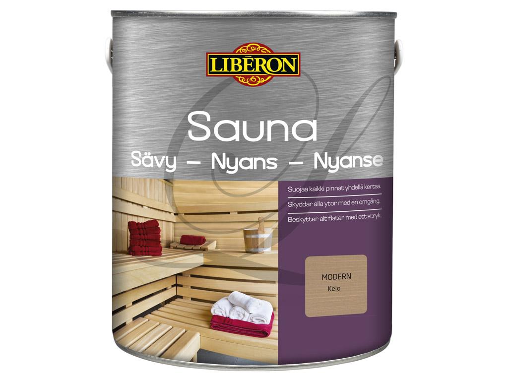 Peits Liberon Sauna 2.5L vanutatud puit