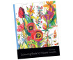 "Värviraamat ""Colouring Book for Flower Lovers"" (Anu Purre)"