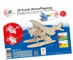 3D puzzle puidust Marabu Kids Hydroplane 28 osa