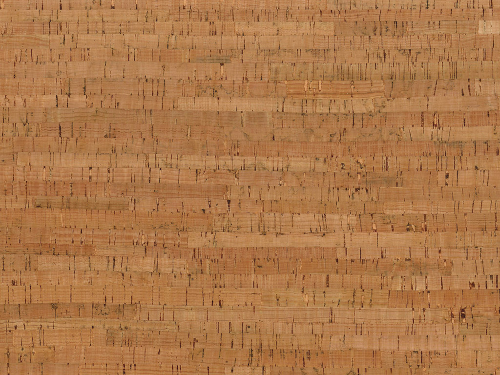 Cork fabric Rayher 0.5mm 45x30cm Stripes wide