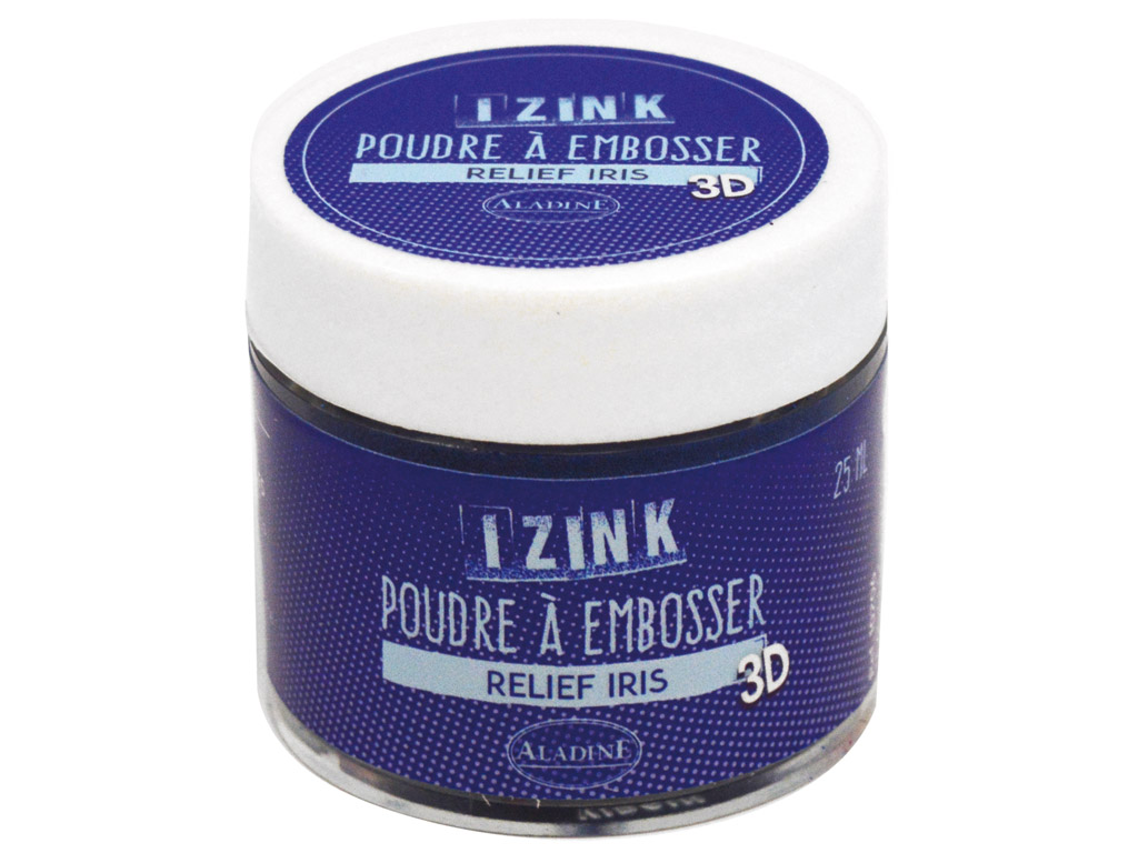 Embossing powder Aladine 30ml iris
