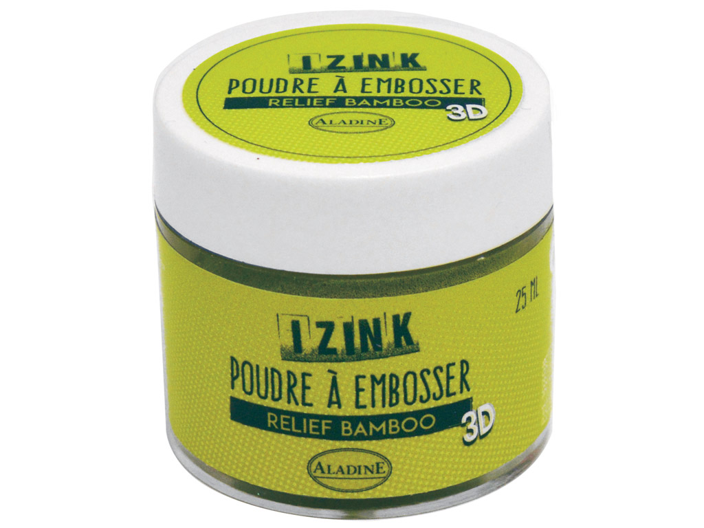 Embossing pulber Aladine 30ml bamboo